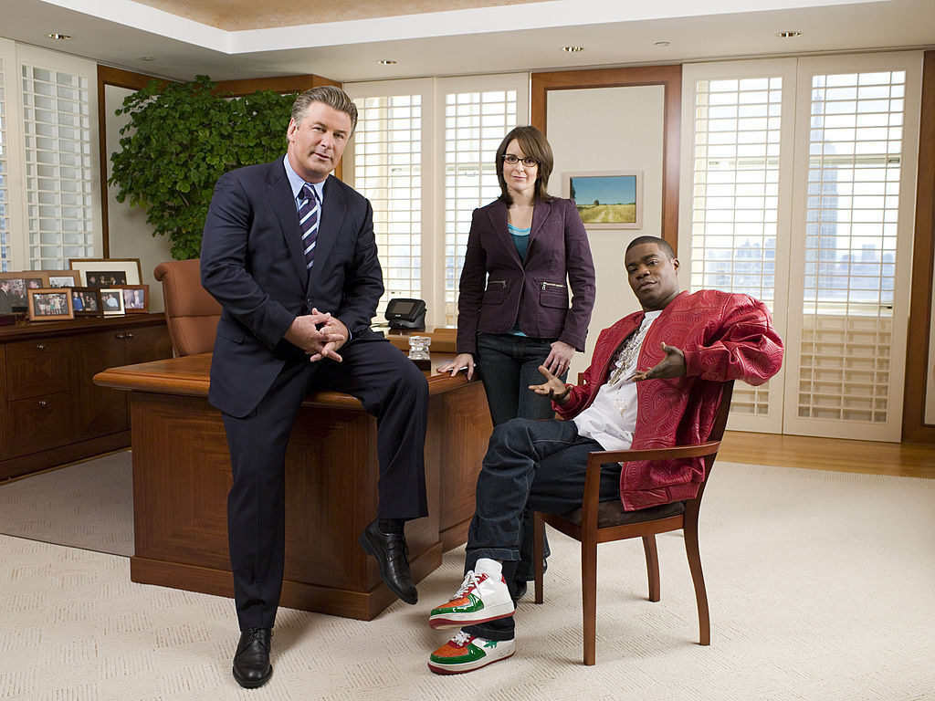 "An image of the cast of ""30 Rock"""