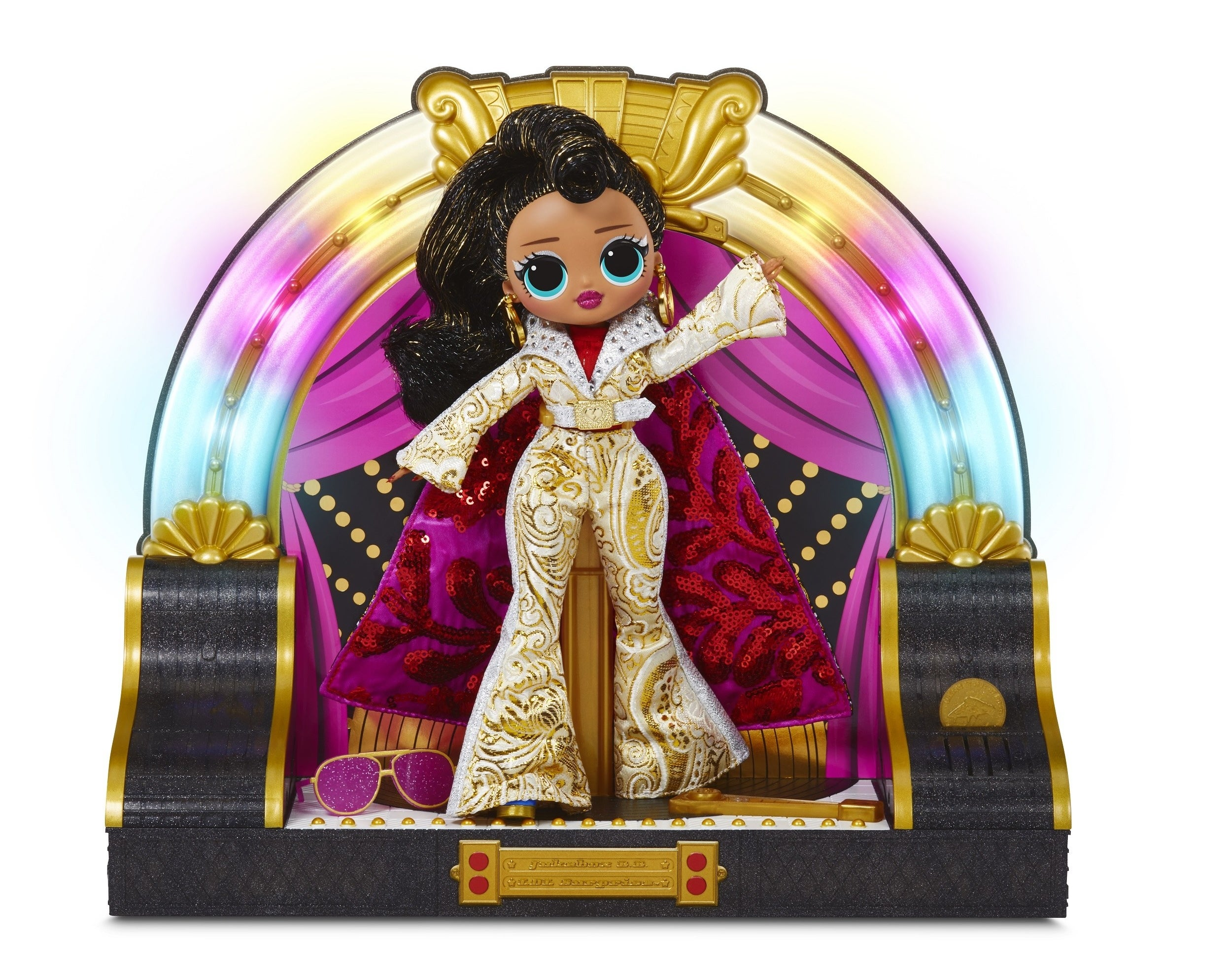 lol surprise doll with jukebox