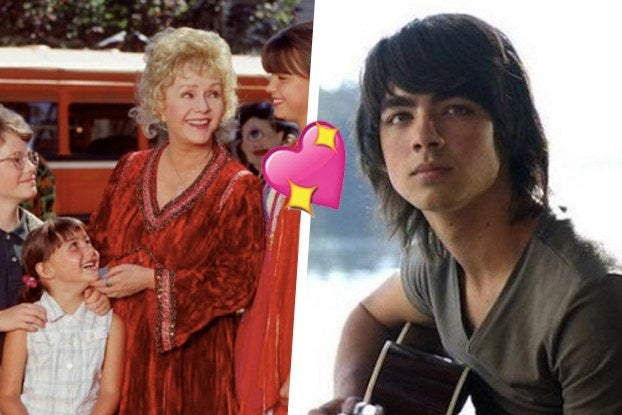 Halloweentown and Shane Grey from Camp Rock with a heart emoji