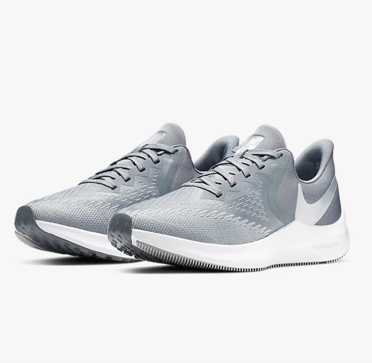 Nike Air Zoom Winflo 6 sneakers in pink