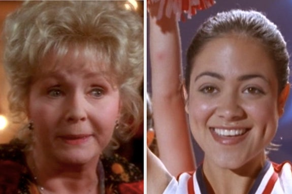 Aggie from Halloweentown and Daisy from Gotta Kick It Up