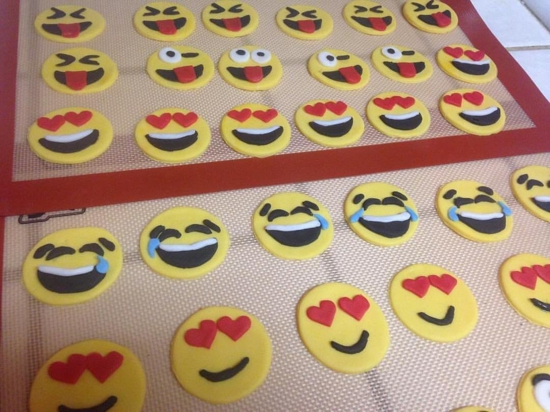 reviewer image of cookies on sheet