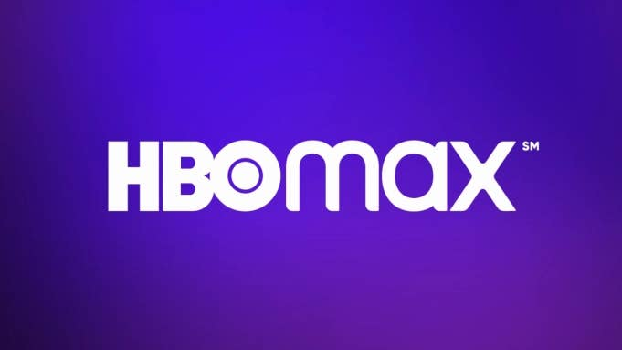 The HBO Max logo