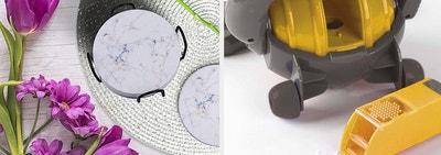 marble look stone coasters, kid's dyson vacuum