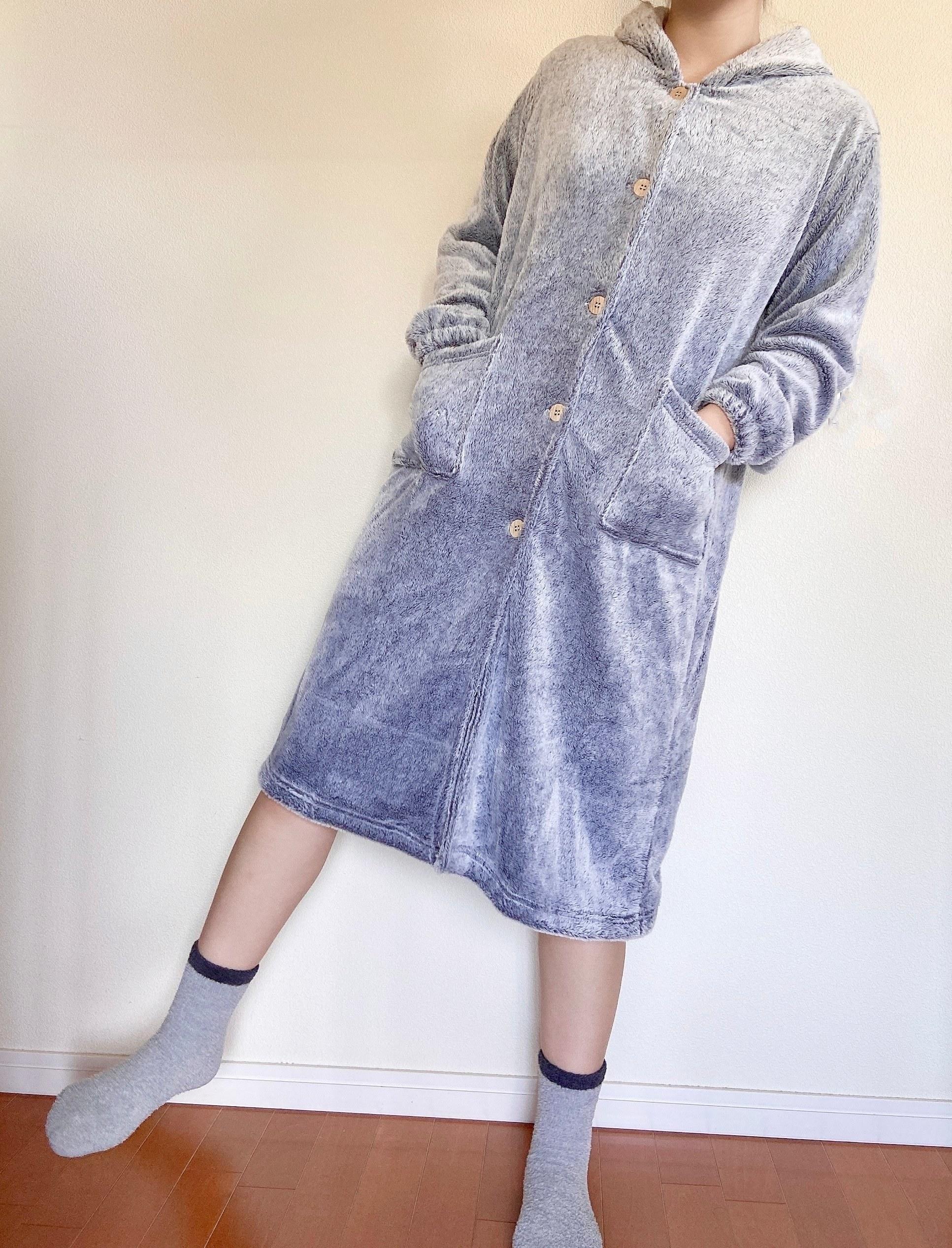 毛布 ニトリ 着る