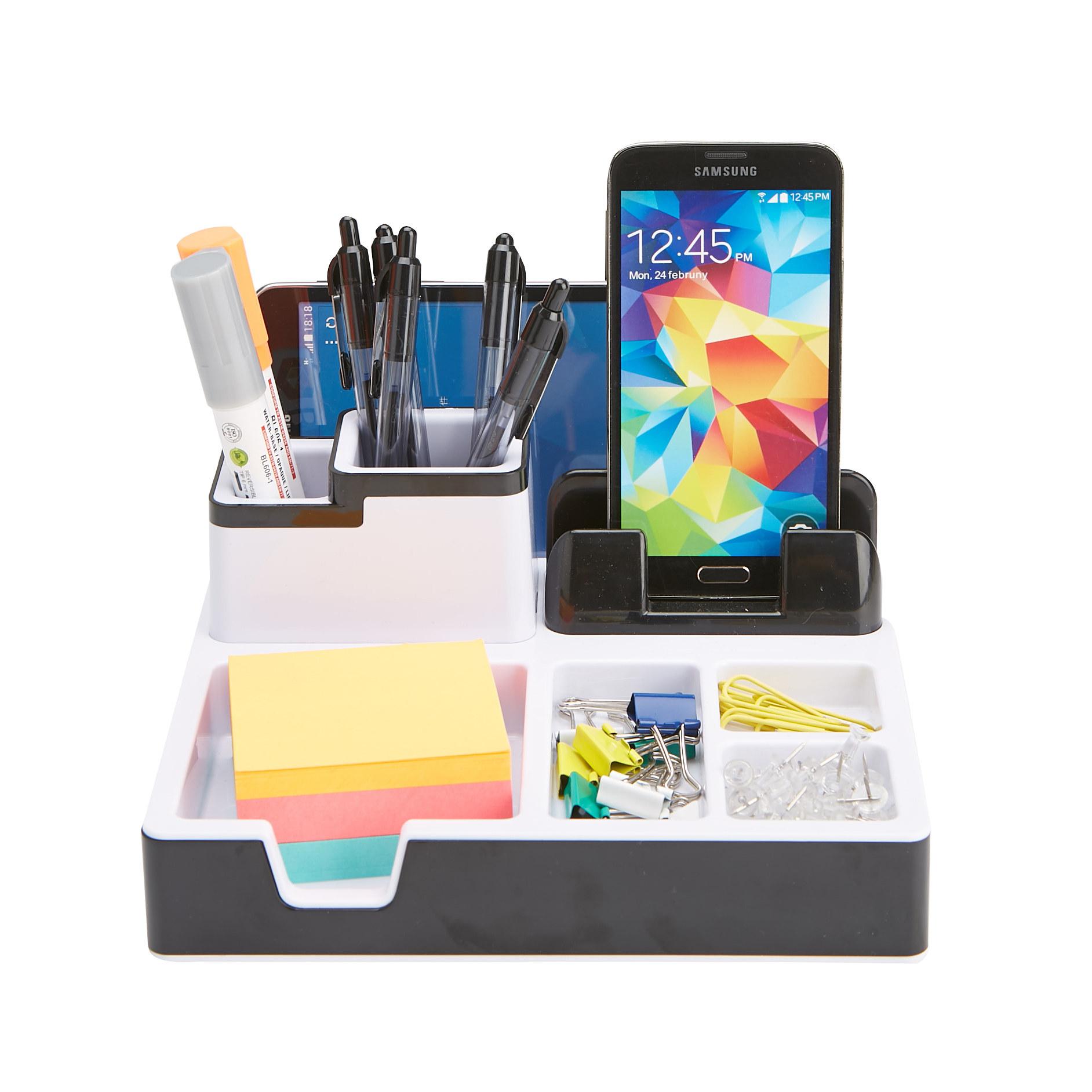 the desk supply organizer