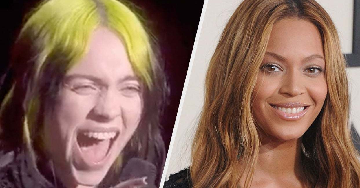 www.buzzfeed.com: Billie Eilish Freaked Out Over Beyoncé's Sweet Gesture For Her 19th Birthday