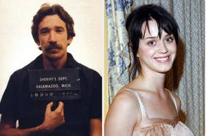 Tim Allen in jail and katy perry in the mid 2000s