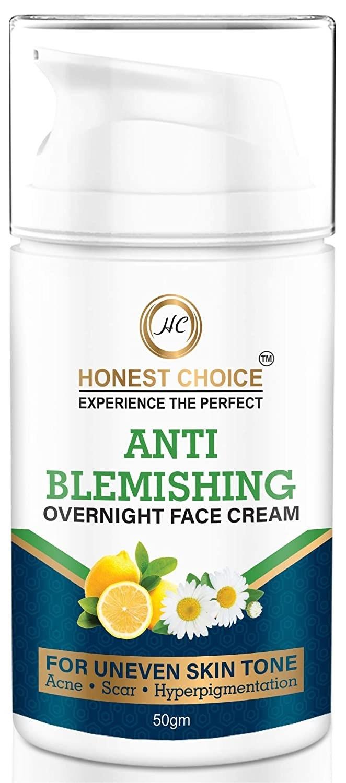Anti-blemish cream packaging
