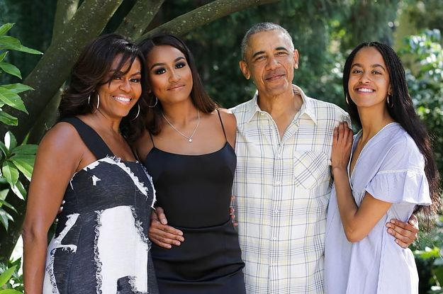"Barack Obama Revealed The Sweet Reason Why Malia And Sasha Are One Of His ""Greatest Successes"""