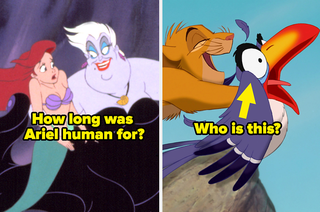 How Much Random And Basic Disney Movies 101 Knowledge Do You Have?