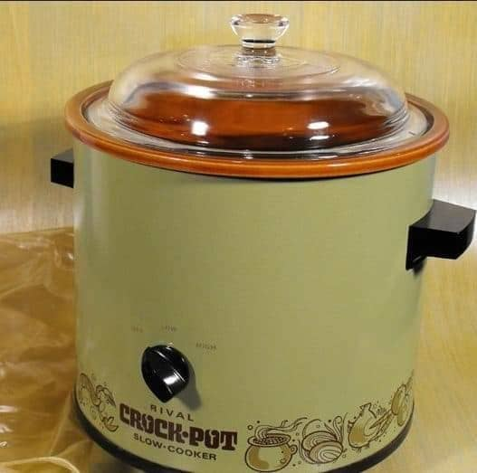 old fashioned crockpot