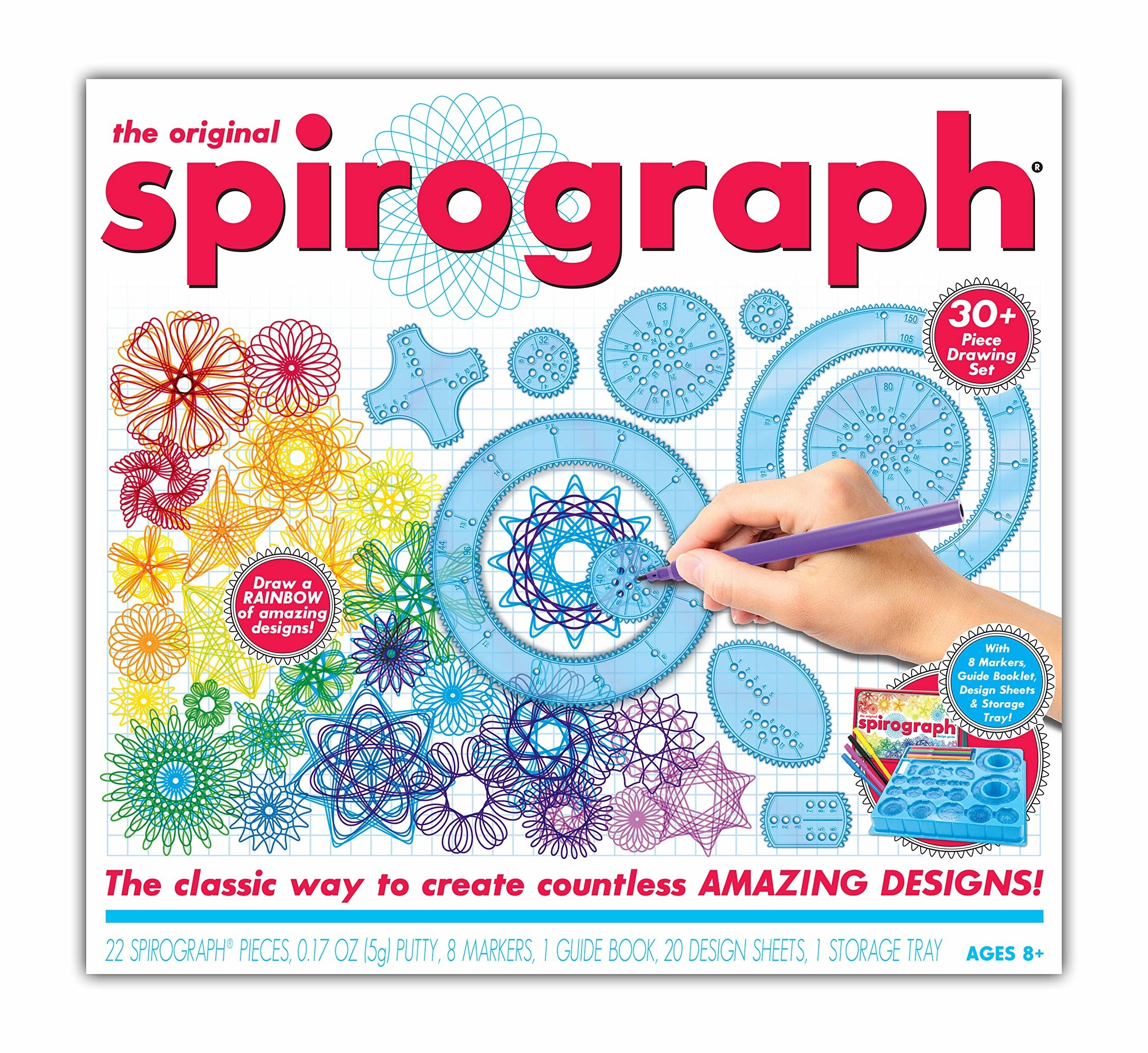 The spirograph kit