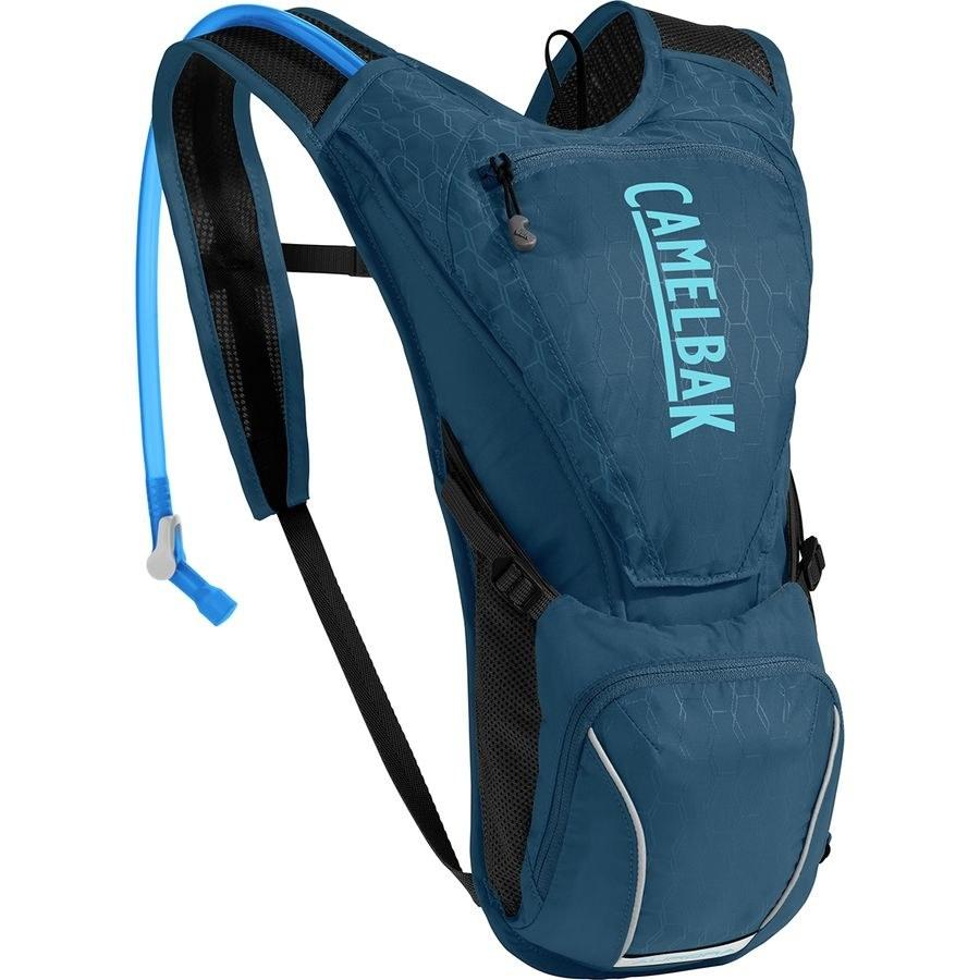 Teal blue pack