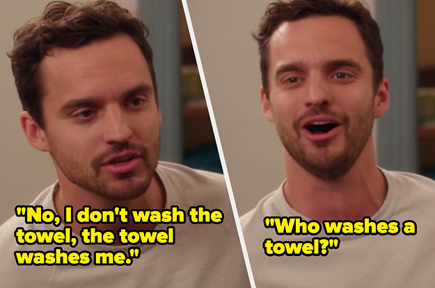 27 Times Nick From New Girl Was The Gift That Kept On Giving
