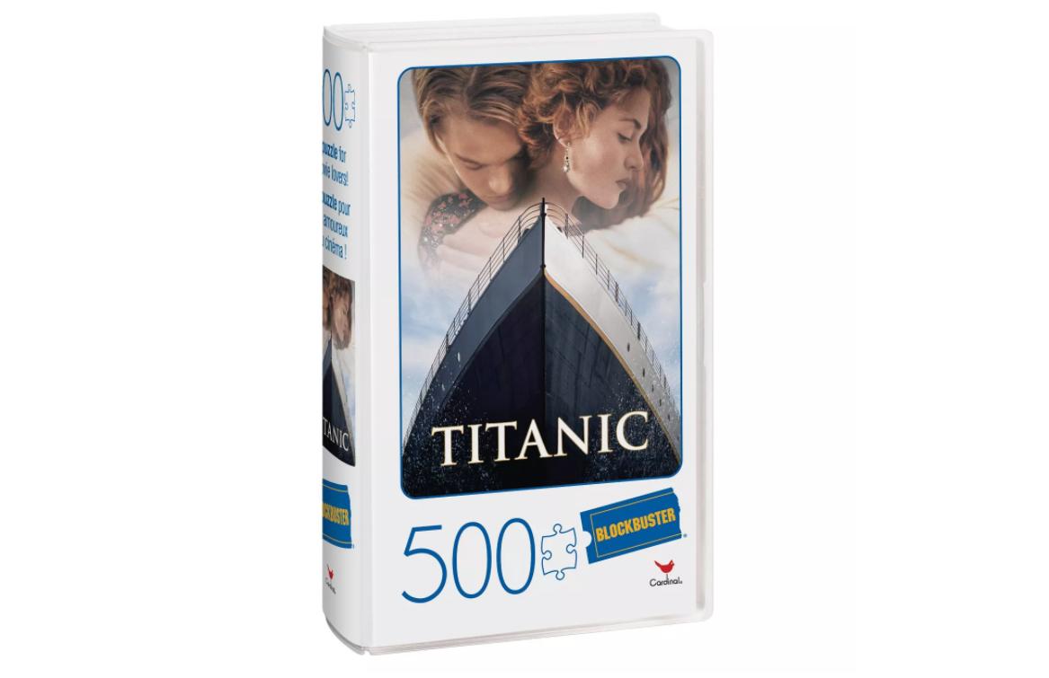 A Titanic puzzle