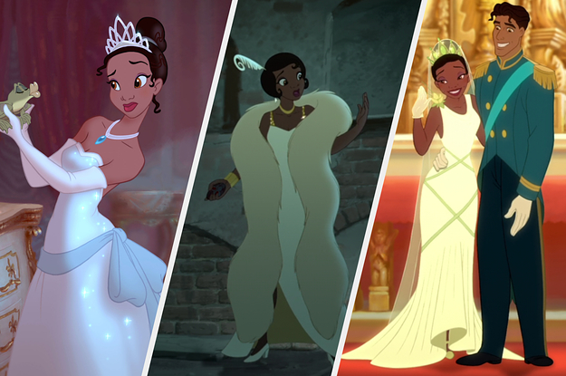 Rate Each Of Tianas Princess And The Frog Outfits To Discover Which Disney Man Is Your Soulmate