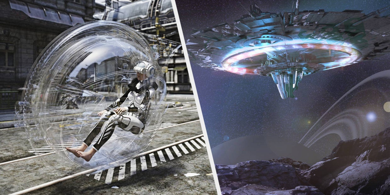 Image of article 'Futurologists Tell Us The Most Amazing And Scary Things To Expect In The Future'