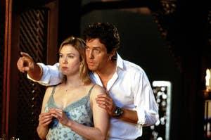 BRIDGET JONES: THE EDGE OF REASON, Renee Zellweger, Hugh Grant, 2004