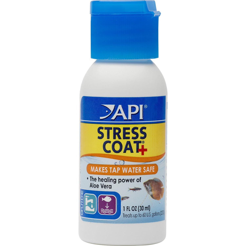 A bottle of Stress Coat