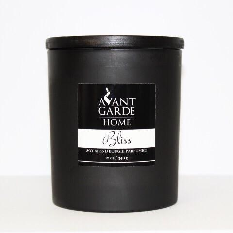 the bliss candle from avant-garde home