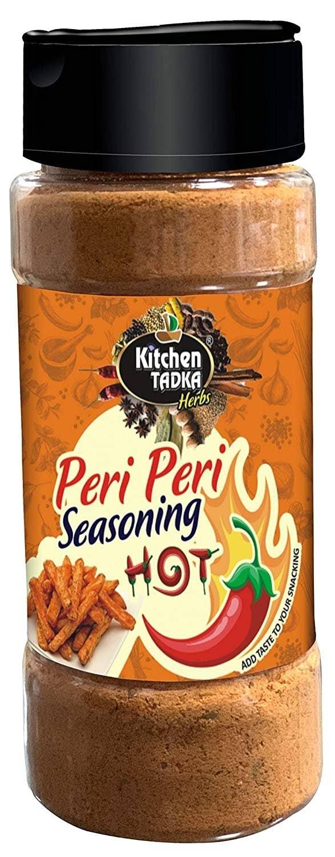 Peri peri seasoning jar