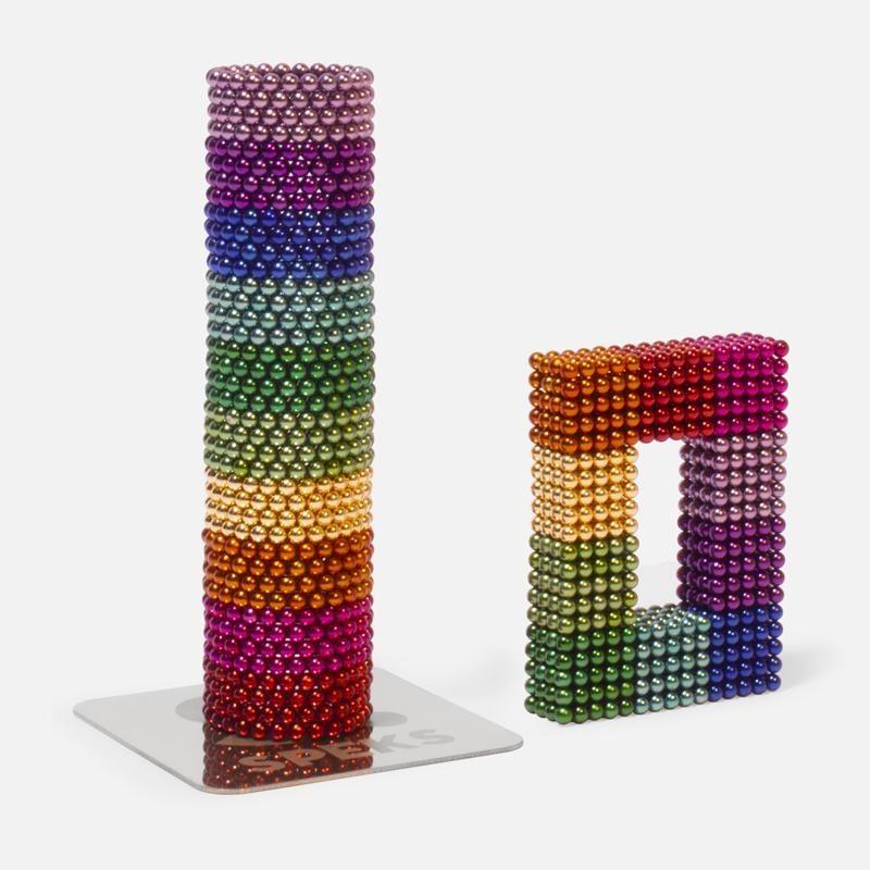 Speks rainbow magnetic balls