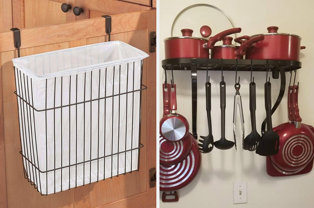 29 Products That'll Finally Give Your Kitchen The Level Of Organization It Deserves In 2021