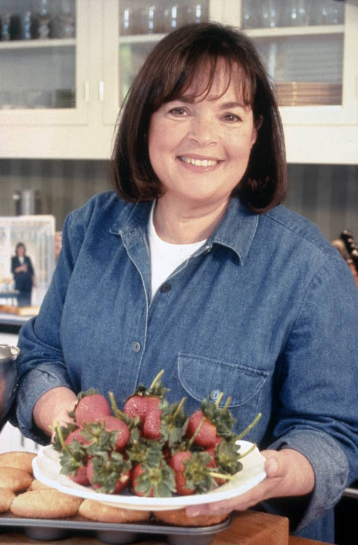 Ina Garten, ca. 2002