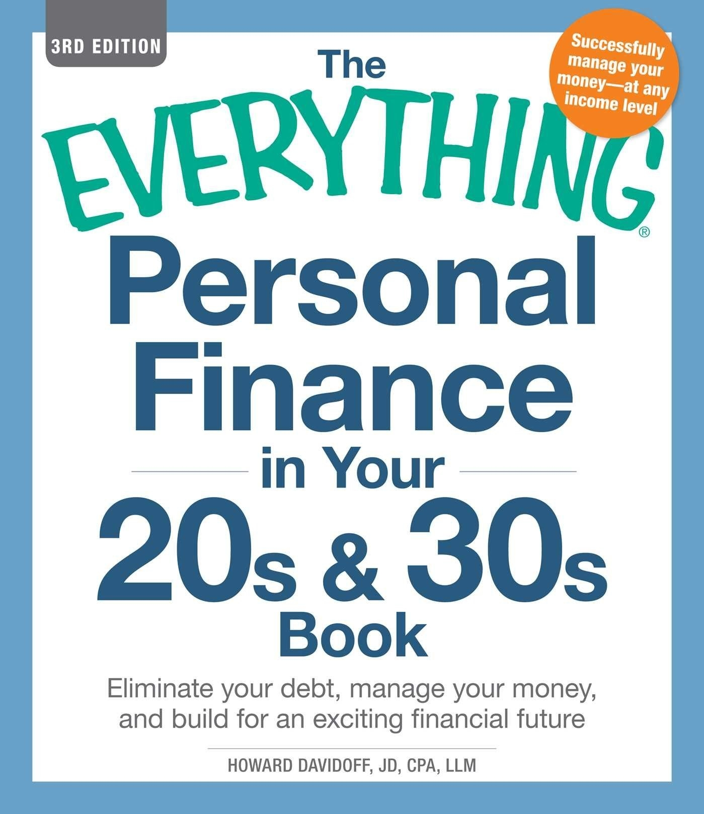 Eliminate your debt, manage your money, and build for an exciting financial future