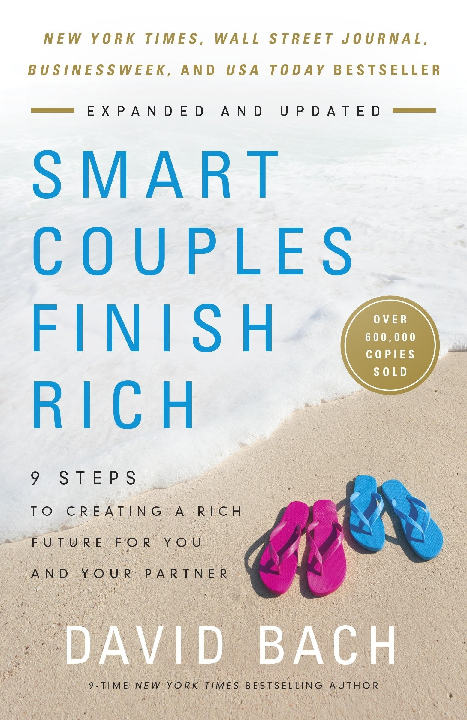 Nine steps to creating a rich future for you and your partner