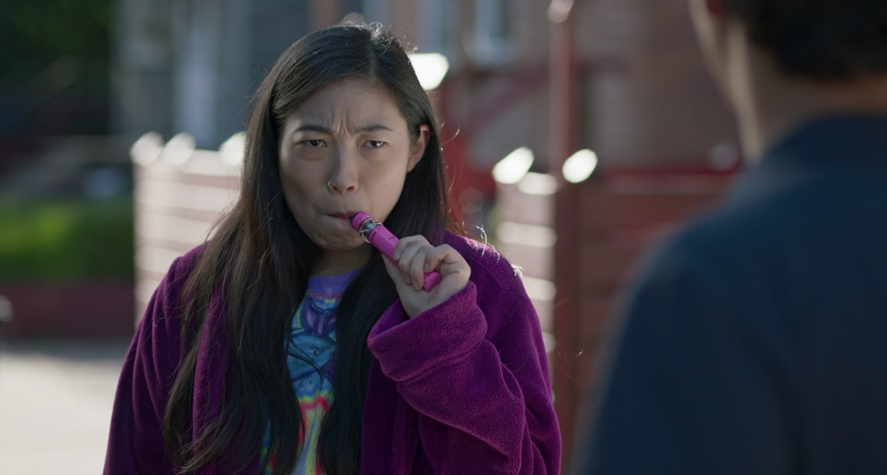 A still of Nora in Awkwafina is Nora from Queens