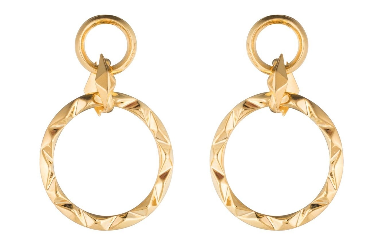 the prizm drop earrings