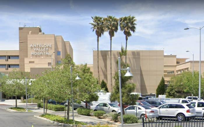 Antelope Valley Hospital