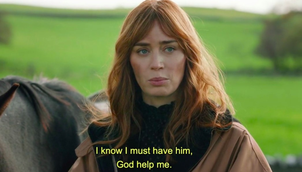 """Rosemary saying """"I know I must have him, God help me"""""""