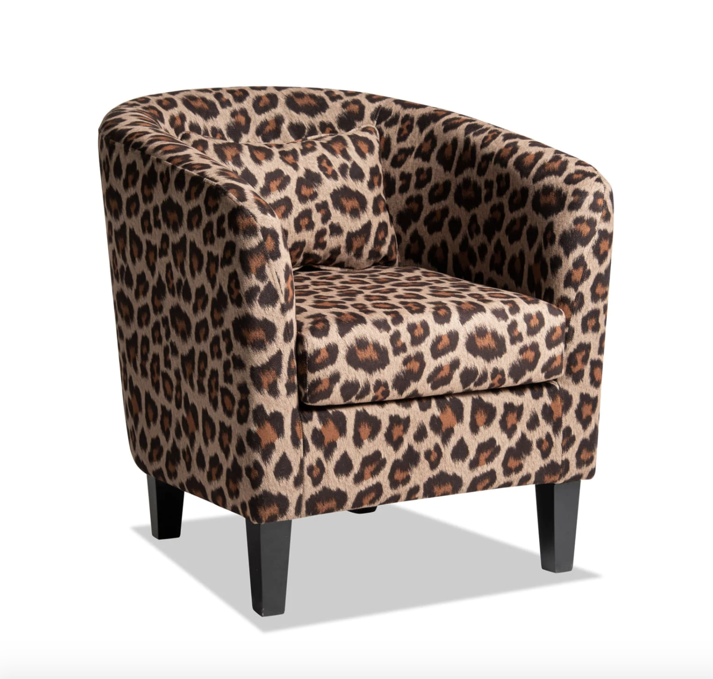 the Simba Brown Accent Chair