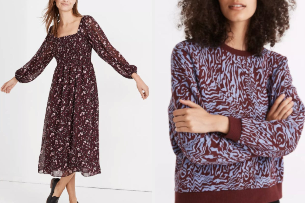 This Madewell Sale Will Help You Reboot Your Ensembles In Time For The New Year