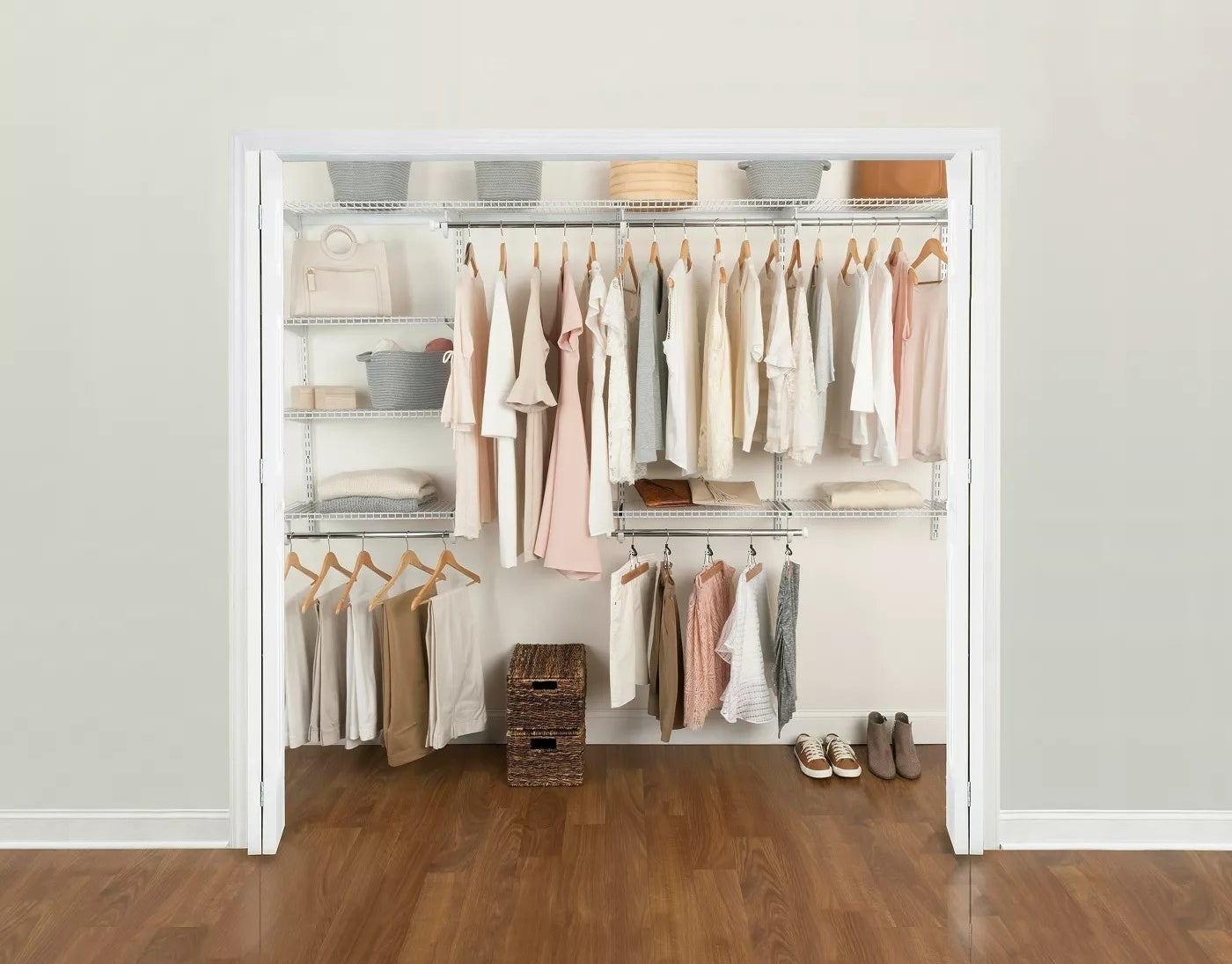 The closet configuration system