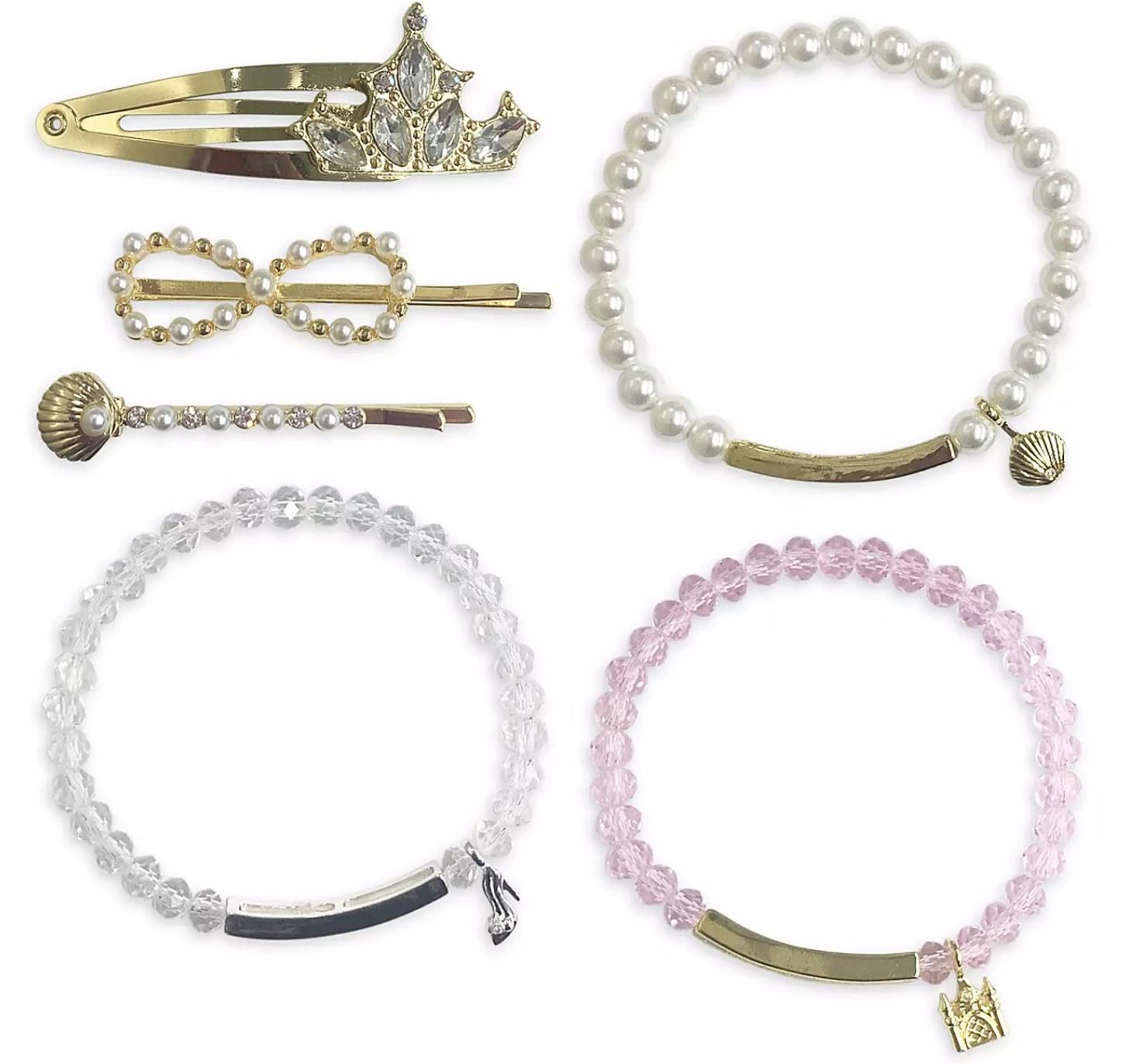 The accessory set