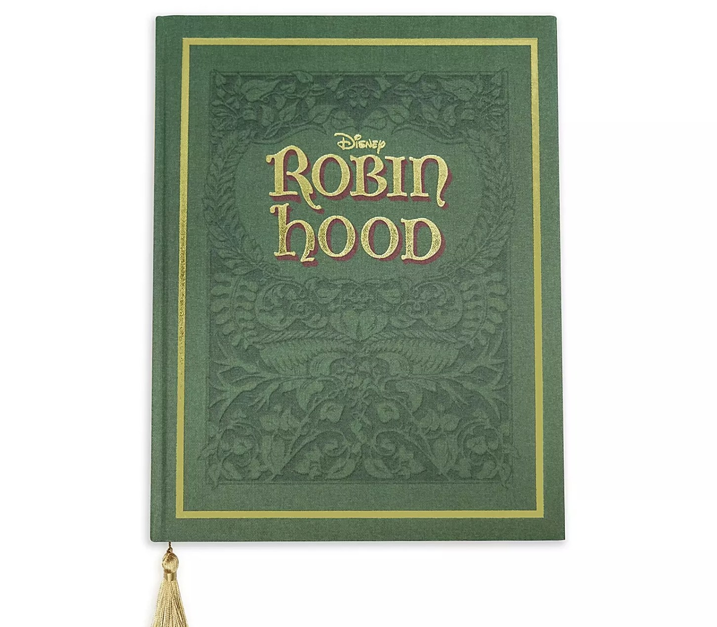 The Robin Hood journal