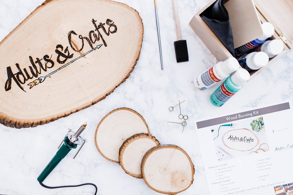 the adults & crafts kit
