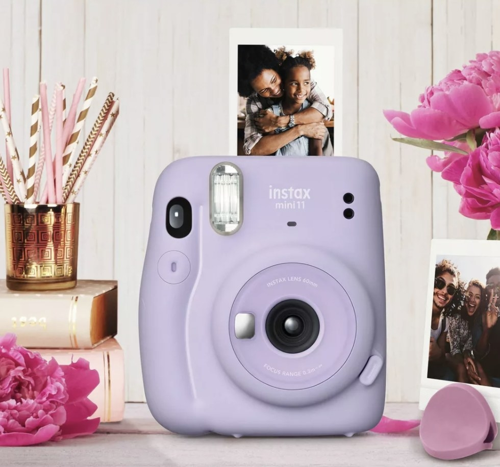 The Instax mini camera