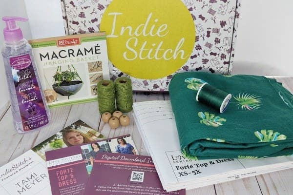 one of the indie stitch boxes