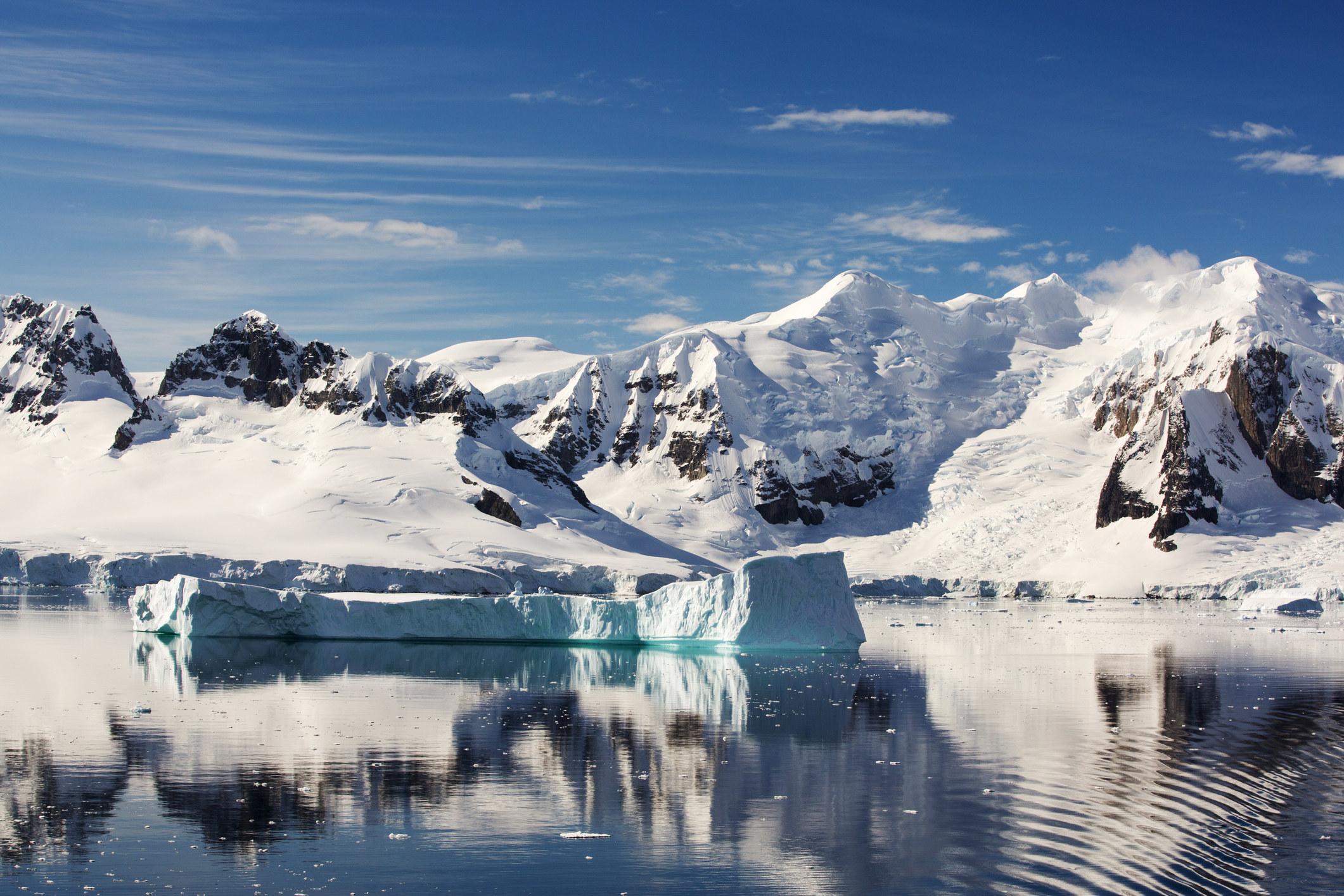 Northern Antartica