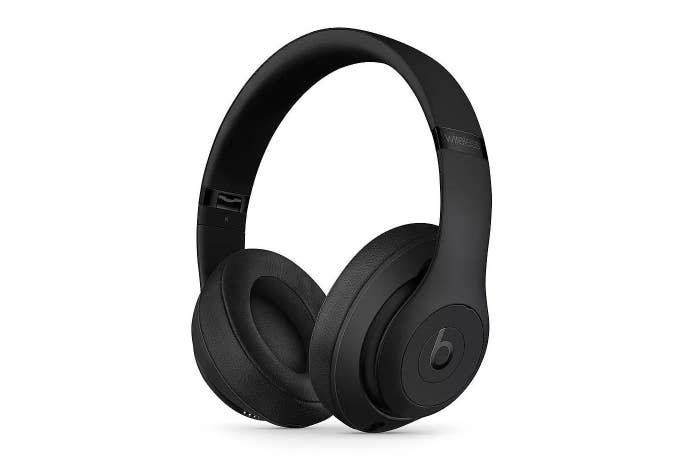 The Beats in black