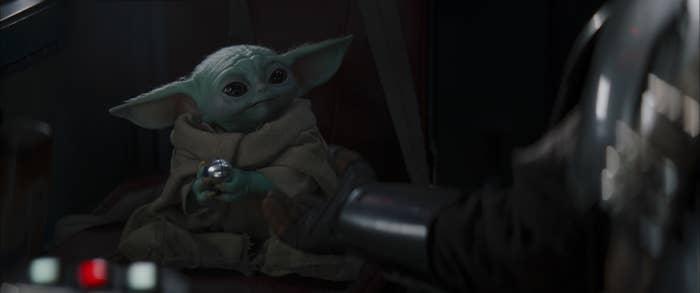 Grogu aka the Child aka Baby Yoda