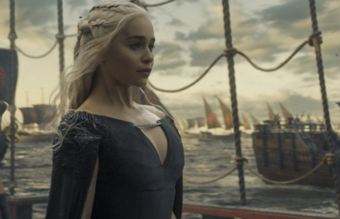 image of daenerys targaryen from game of thrones