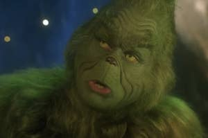 The Grinch from How the Grinch Stole Christmas