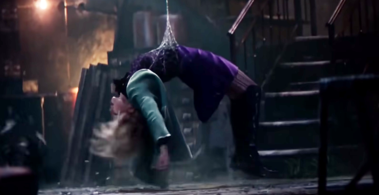 """Emma Stone as Gwen Stacy in the movie """"The Amazing Spider-Man 2"""""""