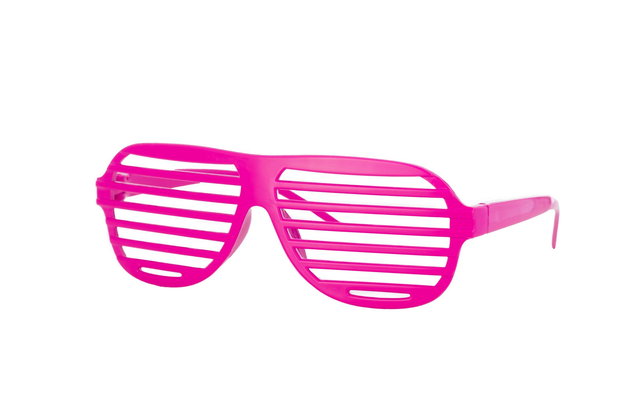 Hot pink shuttershades
